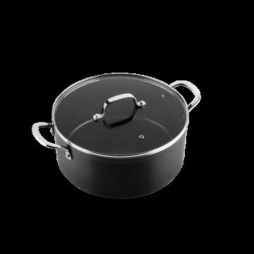 Victoria Forged keramische kookpan 20 CM - RVS greep